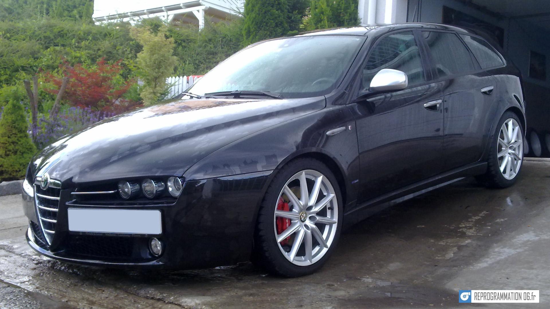 Alfa Romeo 159 2.4 JTDm 210ch