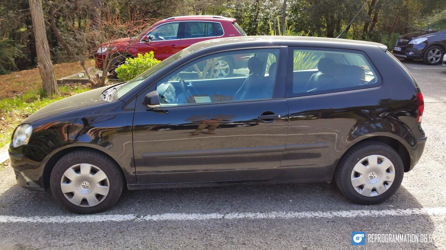 Volkswagen Polo 4 Phase2 1.4TDI - 70ch