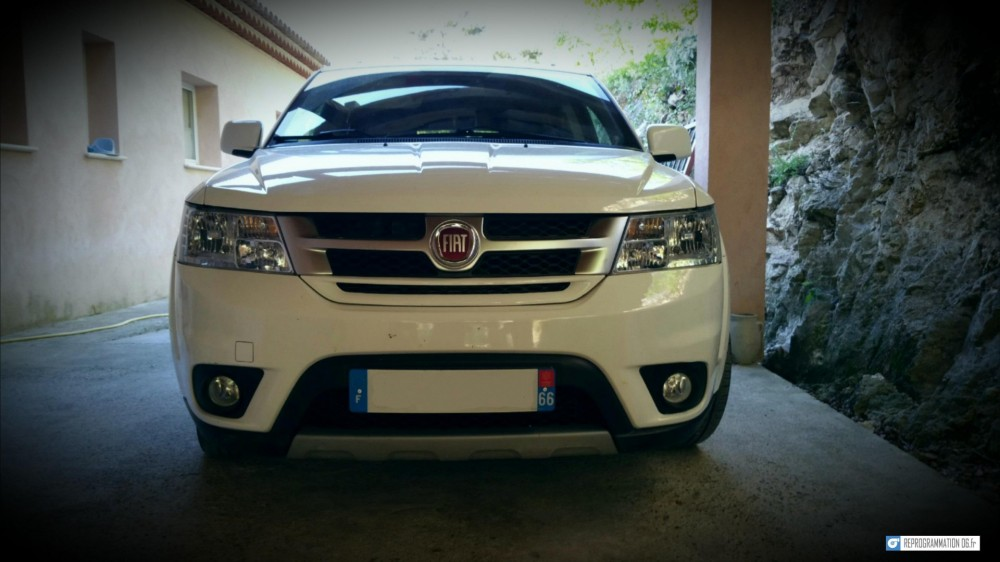 Fiat Freemont 2.0L Mjet 140ch @ 197ch
