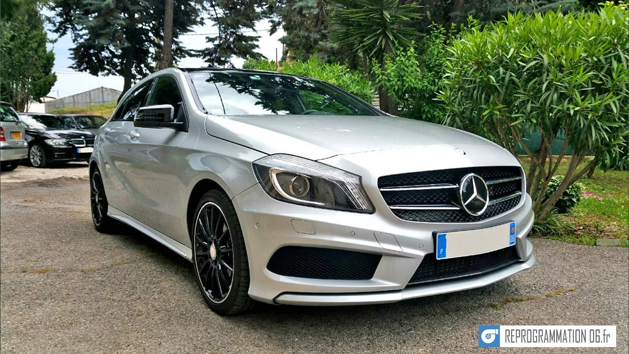 Mercedes Classe A 200CDI 136ch @ 171ch