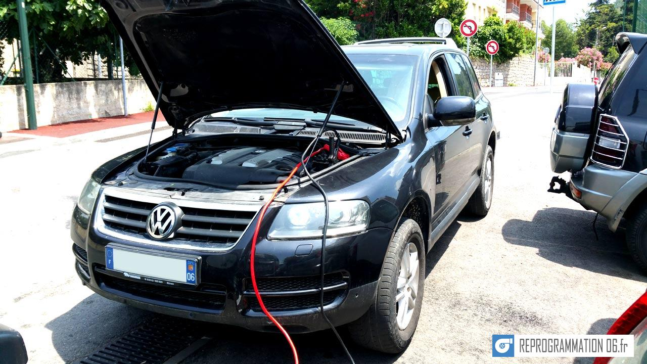 Volkswagen Touareg 3.0TDI V6 255ch @ 260ch