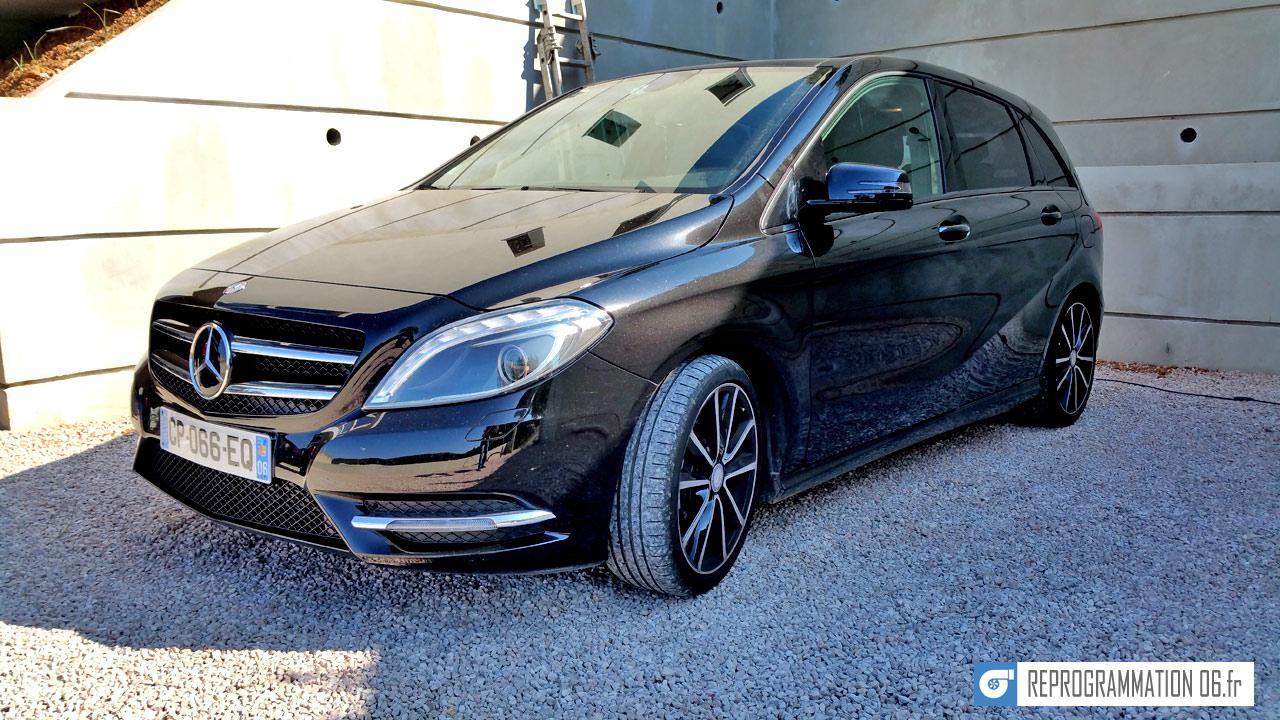 Mercedes Classe B 180CDI 109ch @ 145ch