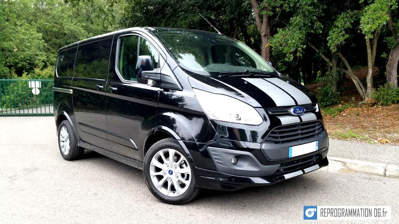 Ford Transit Custom Sport 2015