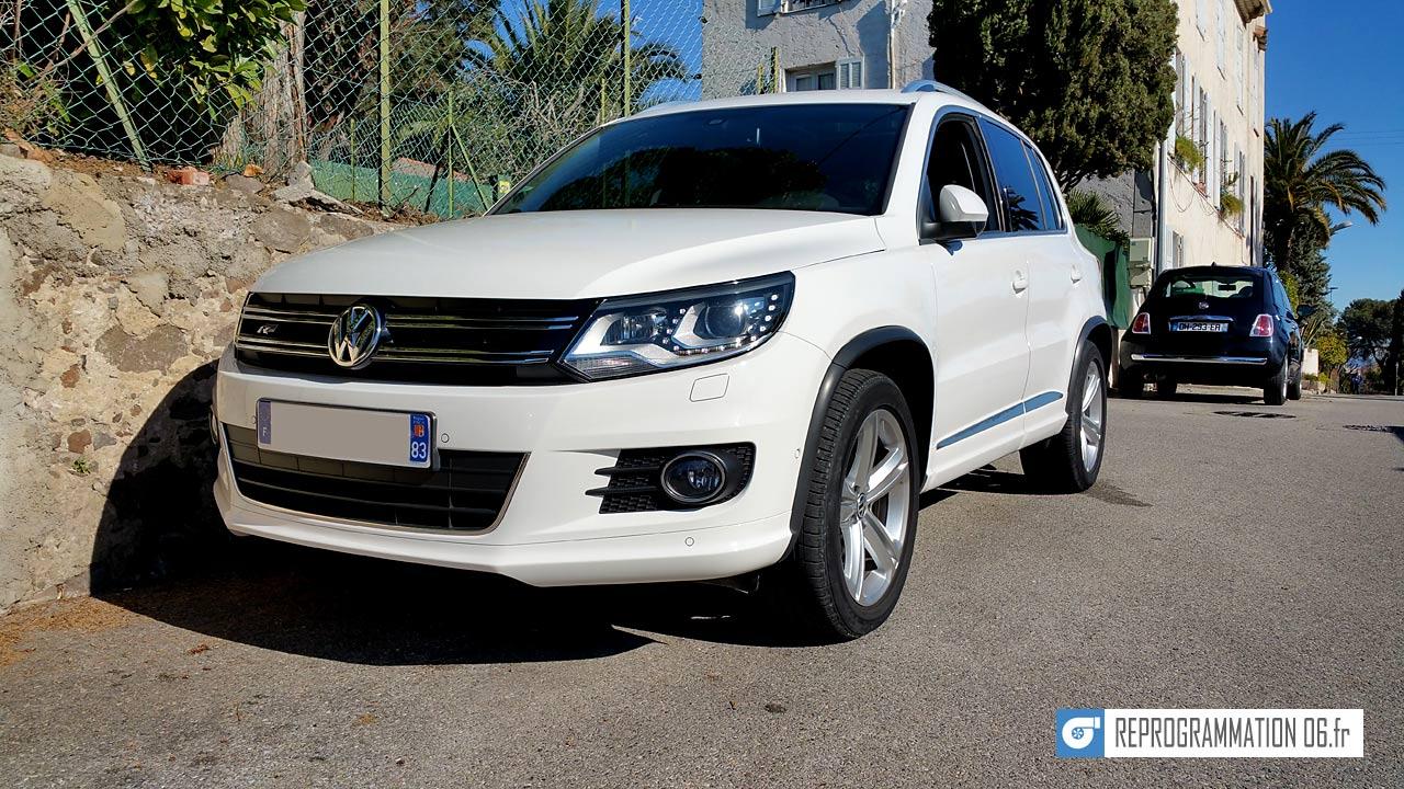 VW Tiguan R  2.0 TDI 140cv