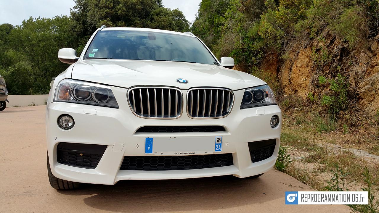 BMW X3 F25 3.0D X-drive