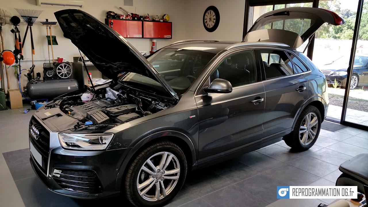 Audi Q3 U8 2.0 TDI CR 184cv