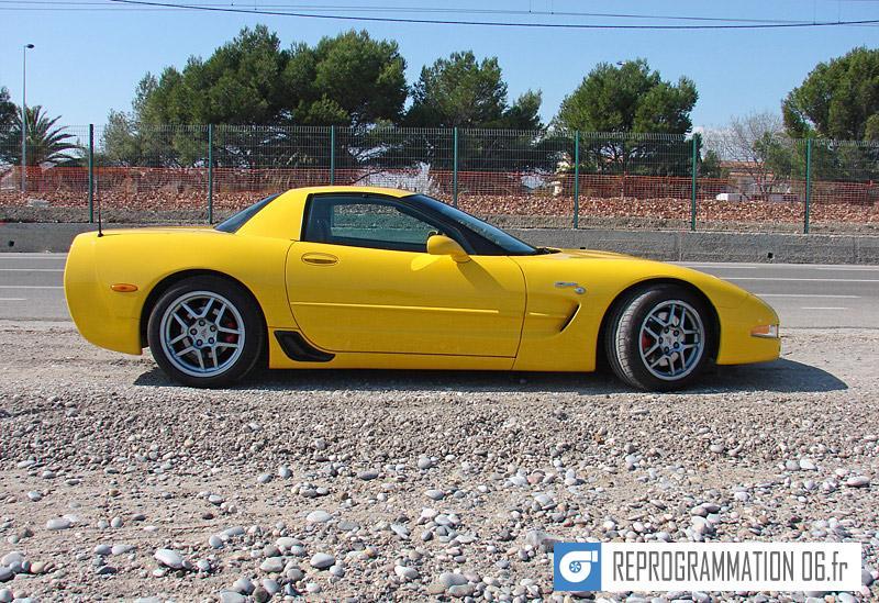 Corvette C5 Z06 405ch