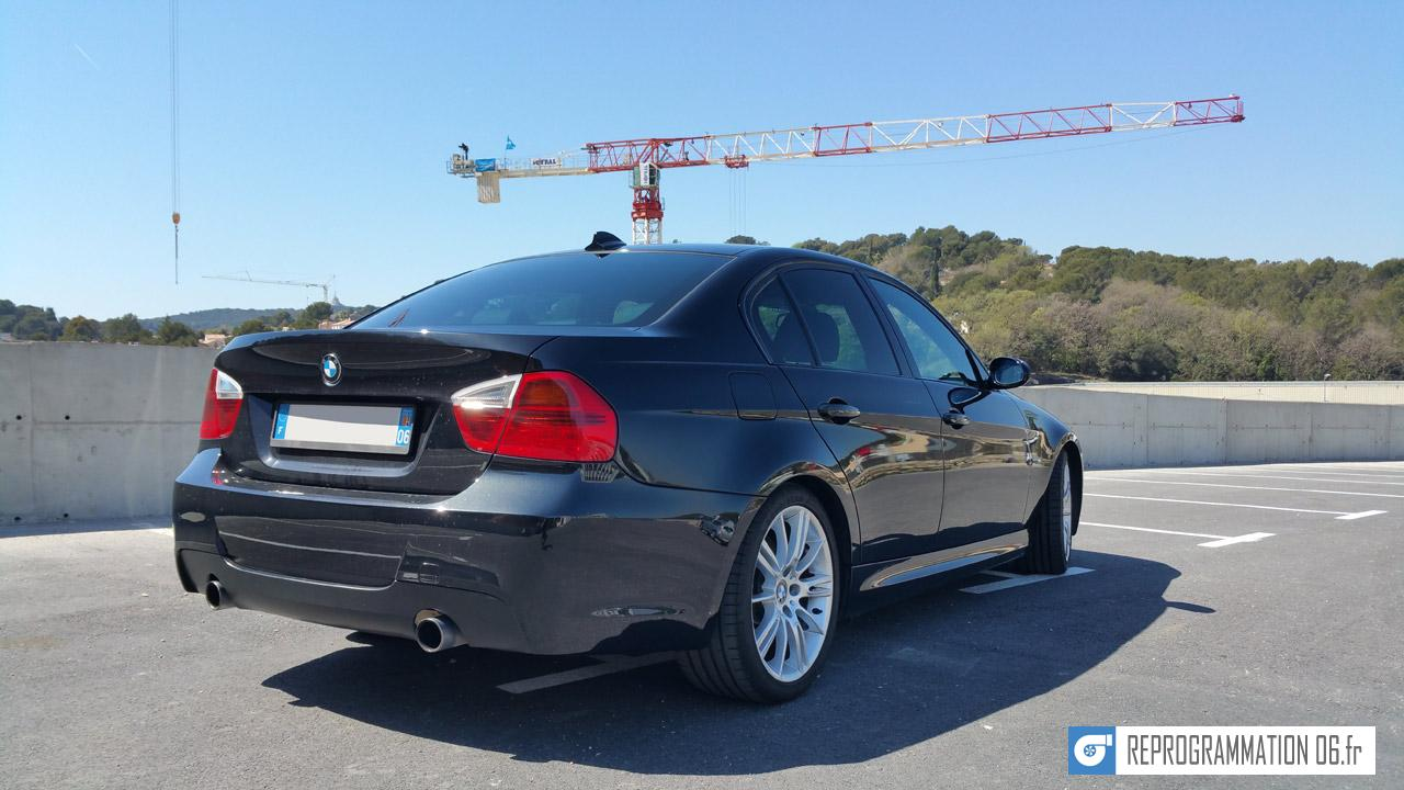 BMW E90 335D 286ch - Stage2