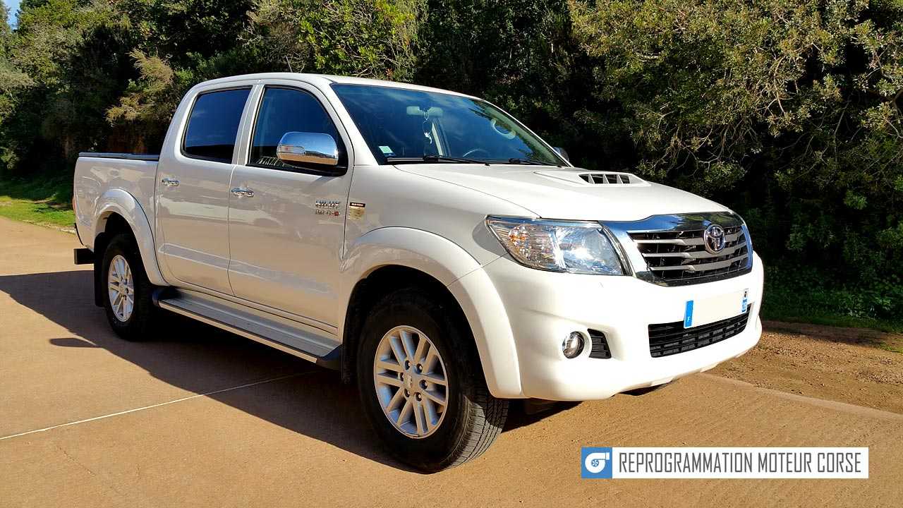 Toyota Hilux 3.0 D4D 171cv