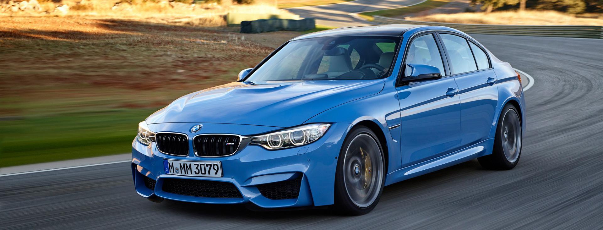 BMW Série F