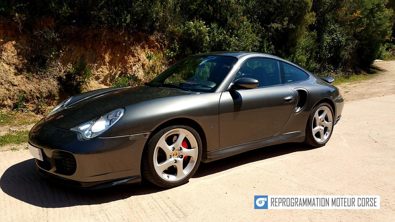 Porsche 996 Turbo 420cv
