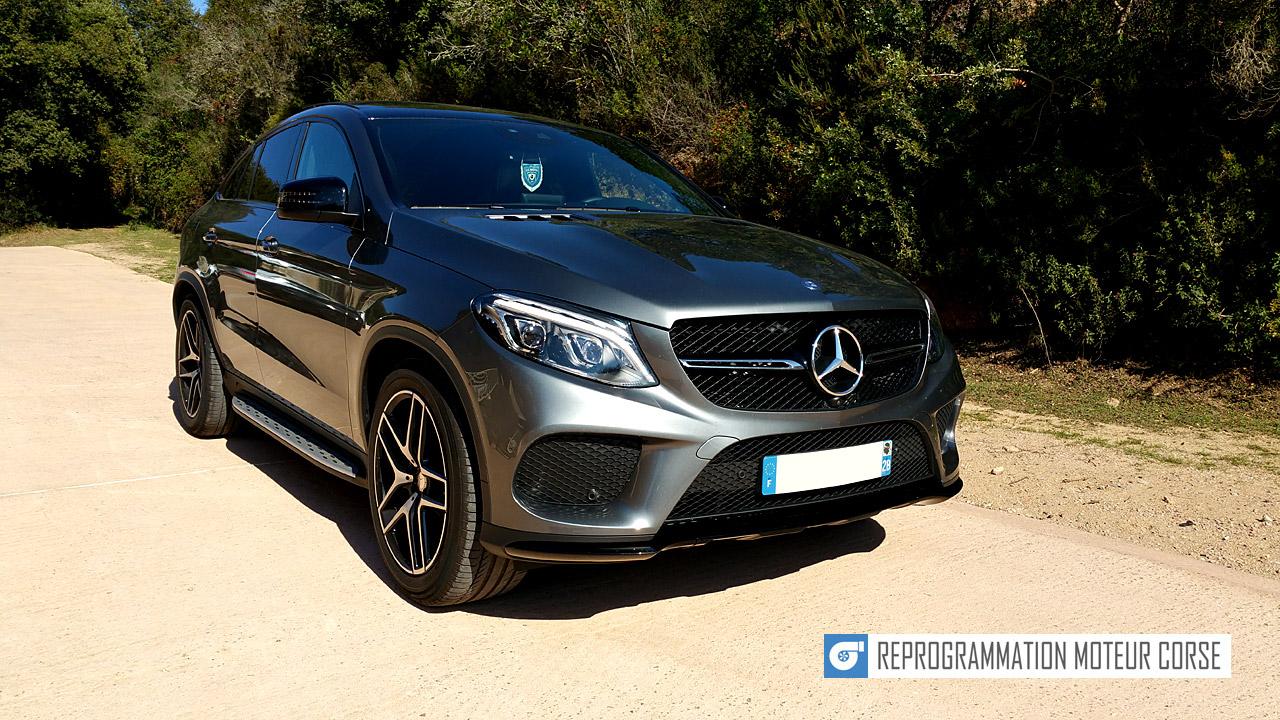 Mercedes GLE 350CDI 258cv