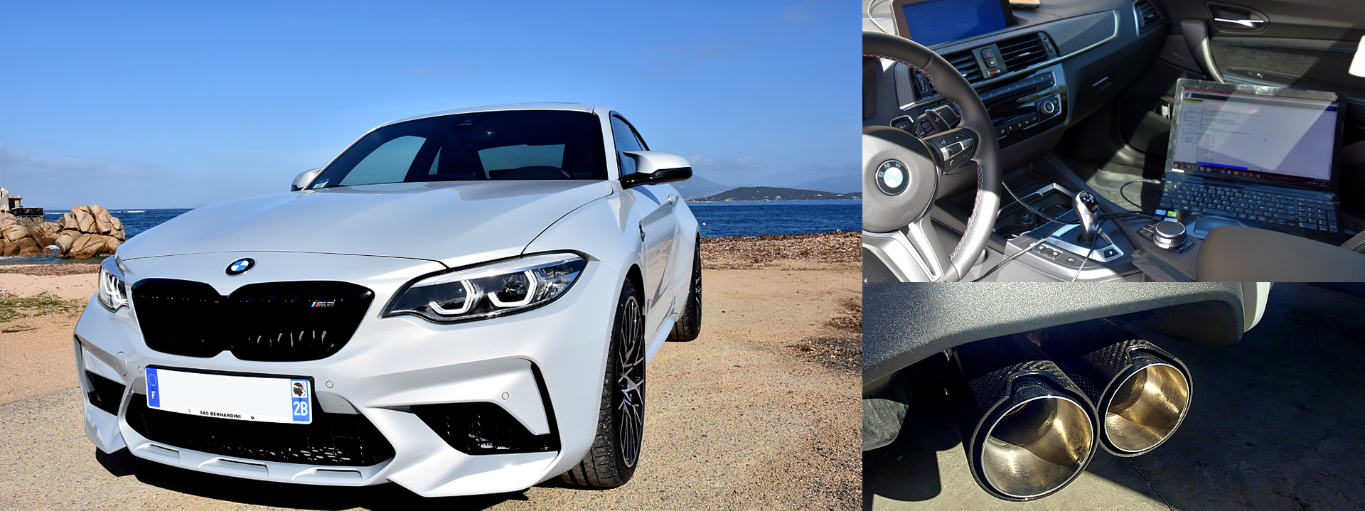 BMW F87 M2 Competition
