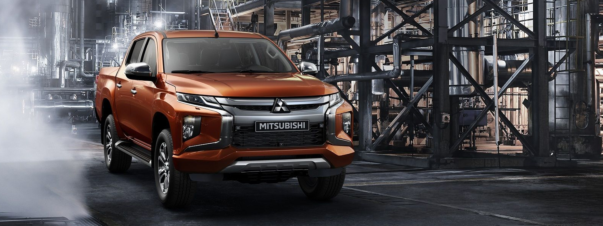 2019 Mitsubishi L200 Programmable